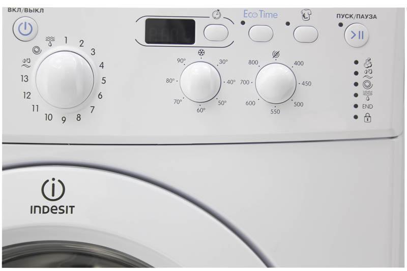 Ошибка F05 на стиральной машине Indezit
